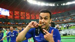 Chelsea star becomes first player in history to win all titles after beating Arsenal