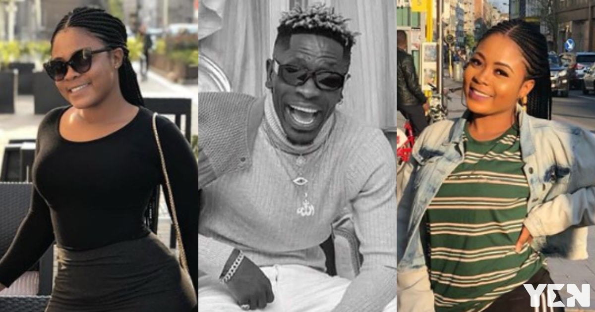 I won't mind having a 'one-night-stand' with Shatta Wale - Actress Kisa Gbekle