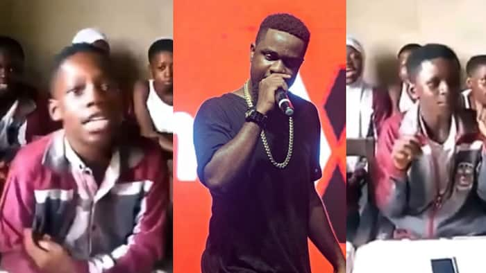 """Talented Ghanaian kids remake Sarkodie's """"I'll be there"""" song in heartwarming video"""