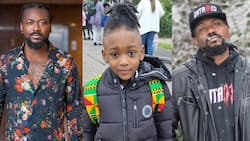 Another son of Samini pops up in Canada; photos of the boy cause traffic online