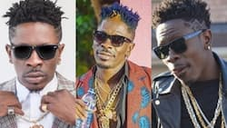 Shatta Wale flaunts his newly acquired 2020 customized BMW 7 series in new video