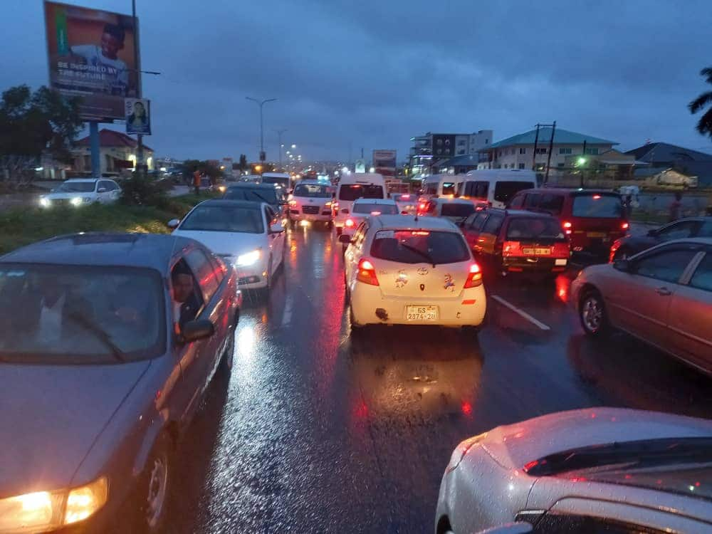 Accra floods: Kasoa, Teshie and East Legon worst affected by 5-hour rain