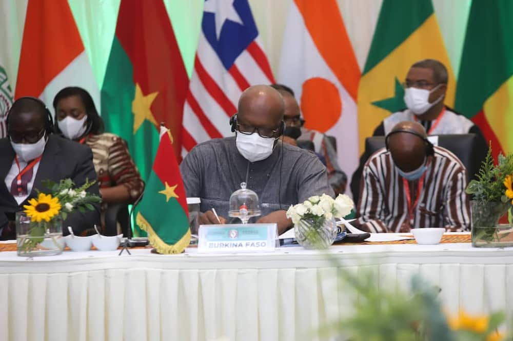 Akufo-Addo, ECOWAS leaders suspend Mali as Military junta seizes power