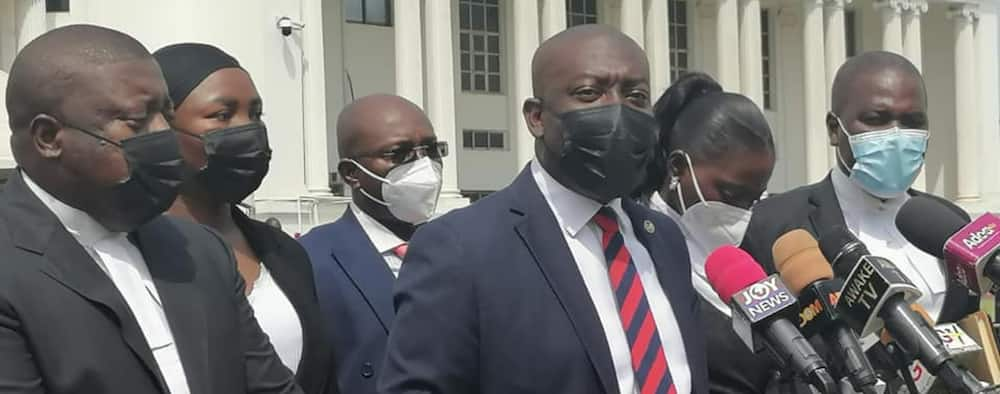 Election petition: We don't need a lot of grammar to make our case - Oppong Nkrumah