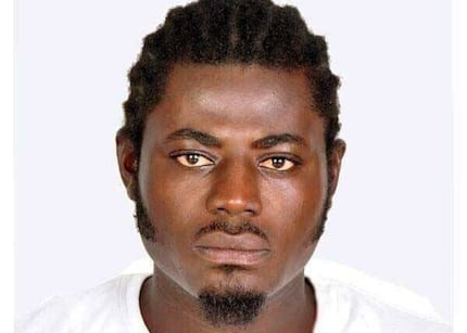 Son of late Kumawood actor Abass Blinkz cries at his funeral and it's heartbreaking