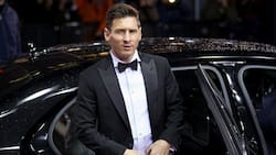 Lionel Messi wins Ballon d'Or for the 6th time