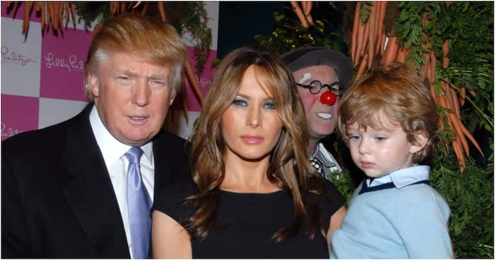 The intriguing love story of Donald and Melania Trump