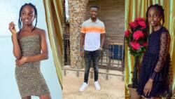 Vida Osei Manu: Kwaku Manu celebrates daughter as she marks b'day