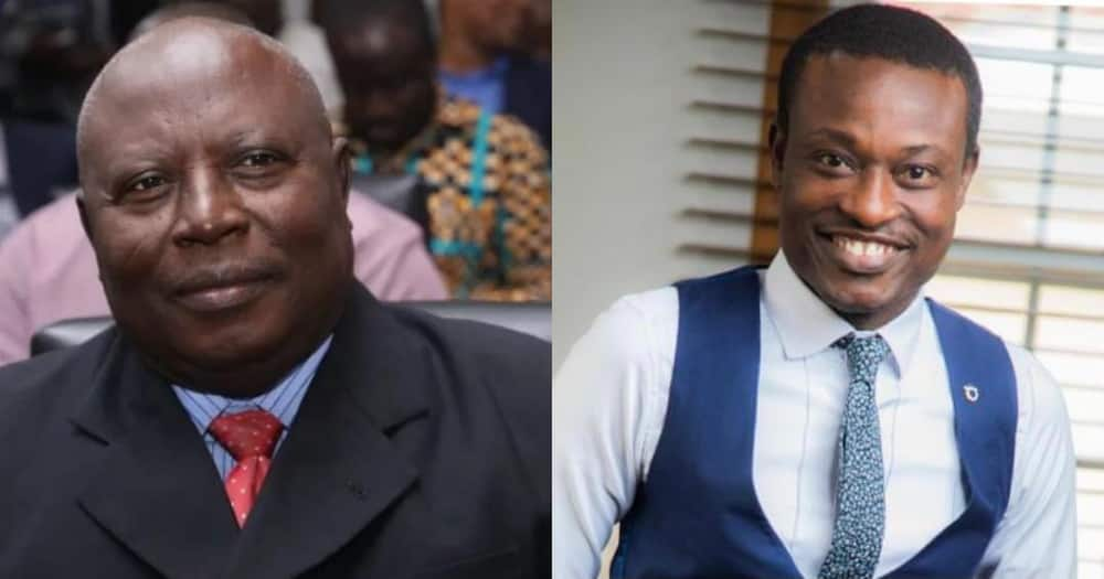 Kissi Adjabeng to replace Amidu as Special Prosecutor; yet to receive parliamentary approval