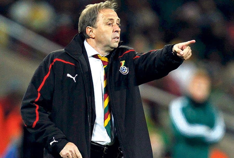 Serbian coach Milovan Rajevac set to replace C.K Akonnor as Black Stars coach