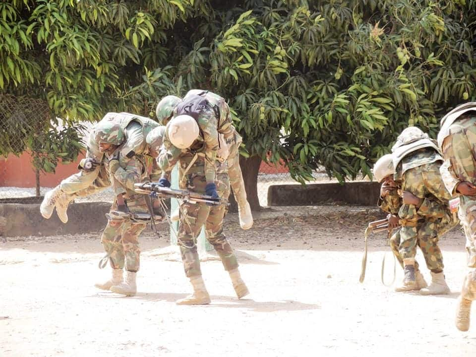 Tragedy as army corporal kills self after killing 4 colleagues
