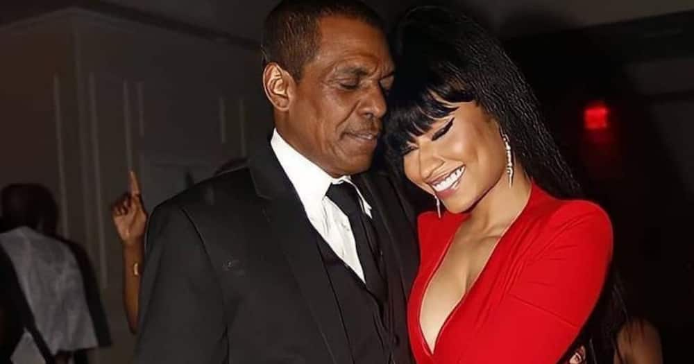 Driver who hit Nicki Minaj's father hands himself over to the police