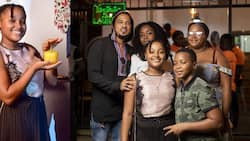 Van Vicker's beautiful 2nd daughter wows fans with impressive dance moves in new video