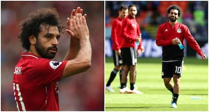 Mo Salah turns down MOTM award, hands it to James Milner who was marking 500th EPL appearance
