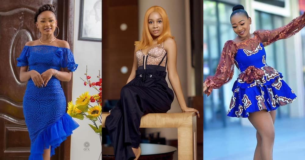 You have just found your twin - Fans tell Akuapem Poloo as she shares lookalike photo of Sister Debbie