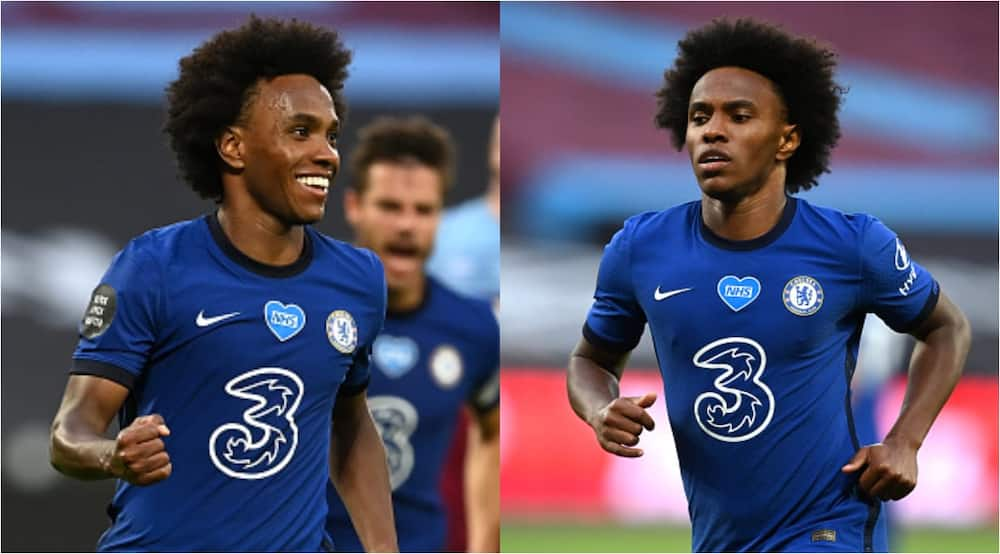 Willian: Chelsea finally reach new contract agreement with Brazilian star
