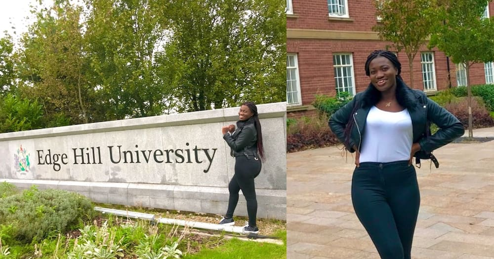 University of Cape Coast past student opens up about how long it to her to land a Commonwealth scholarship
