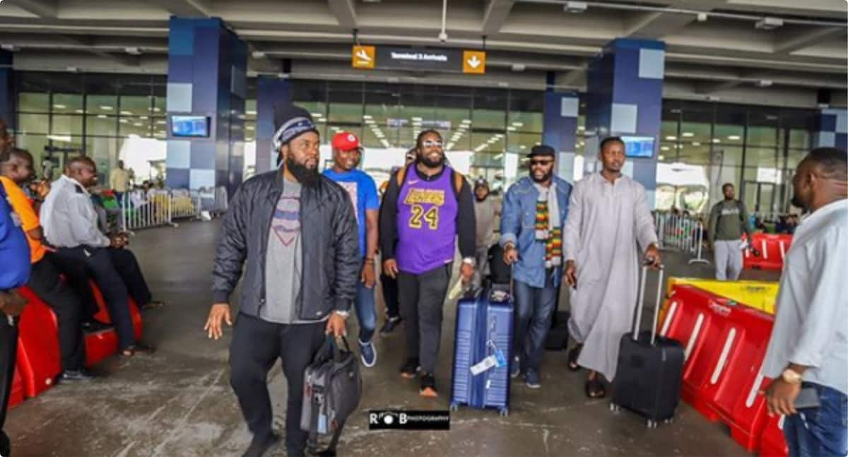 Legendary Reggae band Morgan Heritage set to play at Stonebwoy's concert
