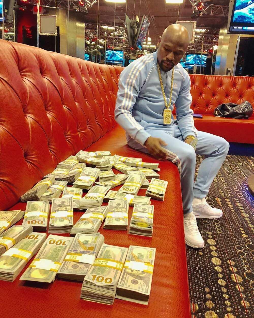 floyd mayweather net worth 2019