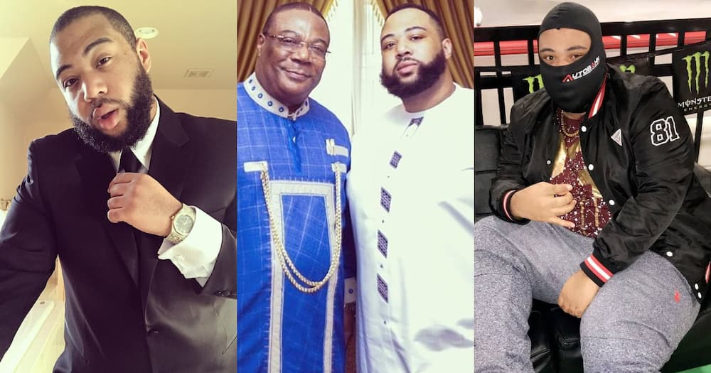 Daniel Duncan-Williams: 6 Videos Proving Archbishop's son is Better and Faster Rapper