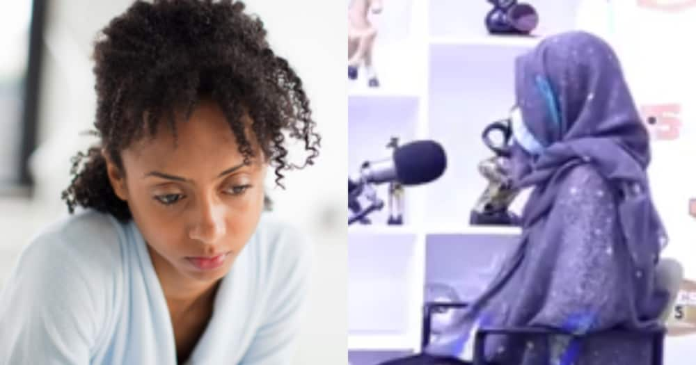 Lady gives chilling account of how she discovered she was pregnant with HIV (Video)