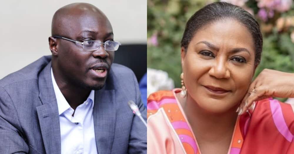 Refund of allowance by First Lady good, but that isn't the total amount – Ato Forson
