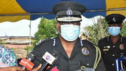 Korle-bu bullion van robbery: Irresponsible fatherhood cause of most crimes in Ghana - IGP