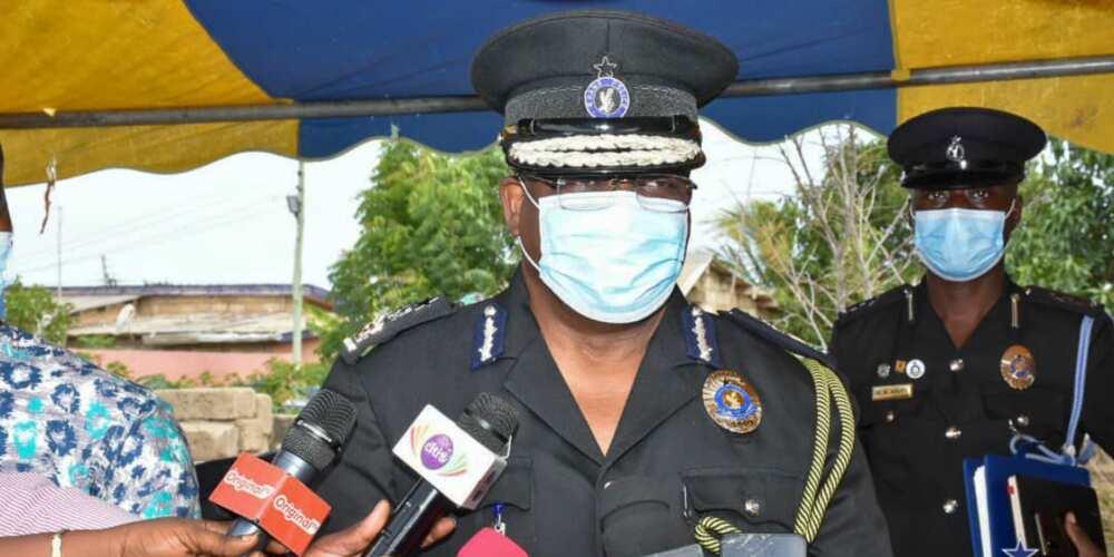 General Constable Emmanuel Osei: We will get the perpetrators - IGP