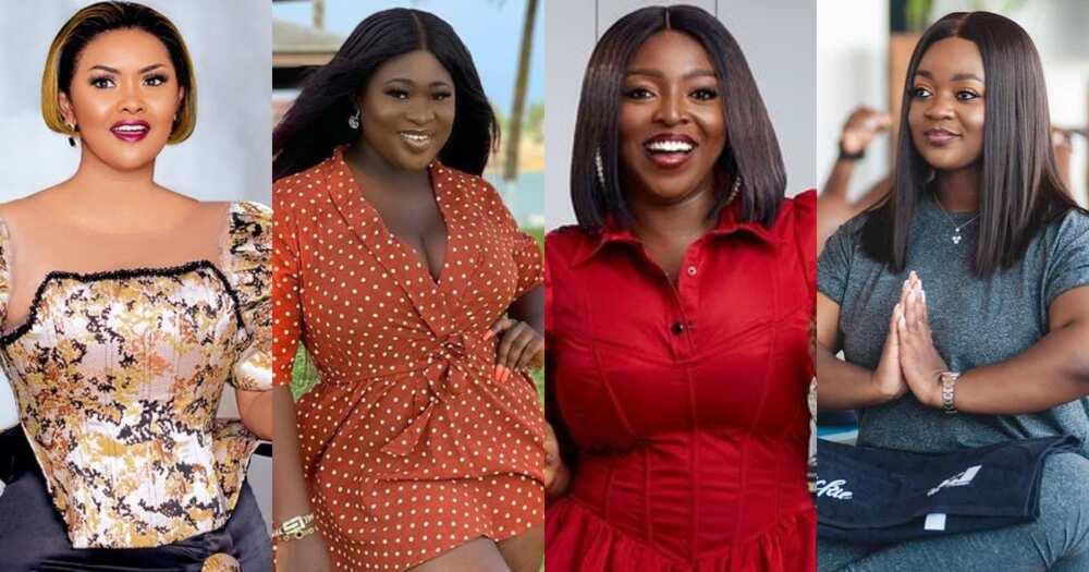 Most-Followed Ghanaian Female Celebs on Instagram: Jackie Appiah, McBrown, Yvonne Nelson make list