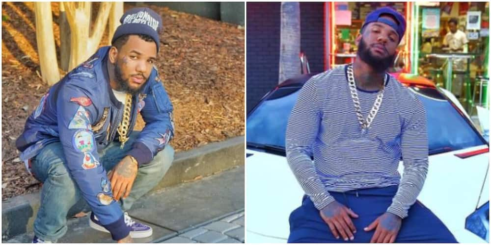 Find your Wife and Delete Instagram: US Rapper The Game Advises Men on how to be Faithful to Their Partners
