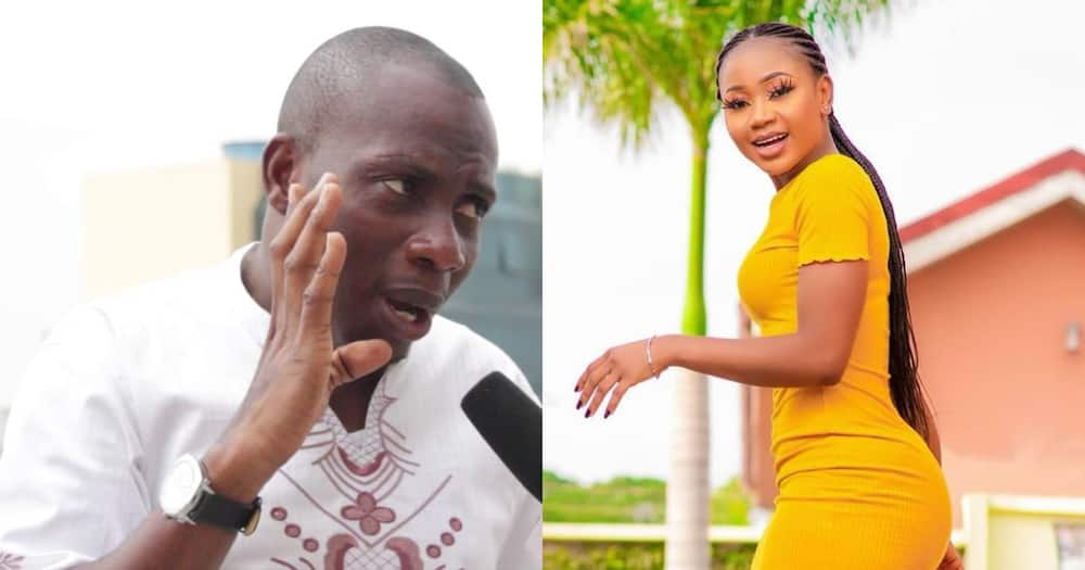 Counsellor Lutterodt says Akuapem Poloo's dressing and behaviour won't change because of her jail term