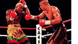 Ike Quartey career highlight and fights