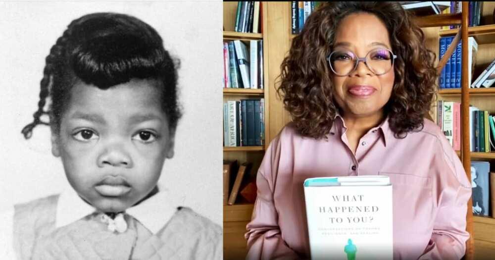 Oprah Winfrey: Media Mogul Co-authors Book on Her Troubled Upbringing