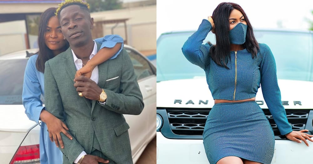 Magluv: 7 unseen photos of the lady accused of causing the breakup between Shatta Wale and Michy