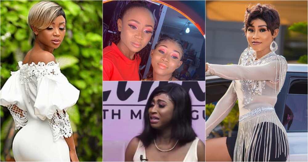 Susan The Boss: Akuapem Poloo's friend denies leaking actress' bedroom video