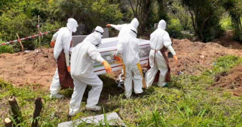 COVID-19: Ghana's death toll hits 607; active cases now 5,444