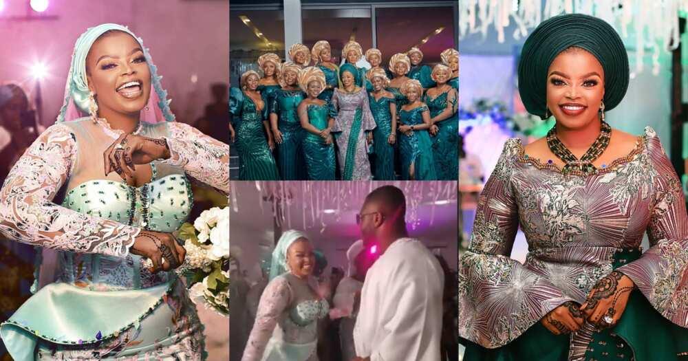 Ayisha Yakubu Wedding: More Lovely Videos From TV3 Newscaster's Marriage Ceremony Pop Up