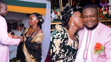 Woman Narrates how her hubby proposed before he even knew her name