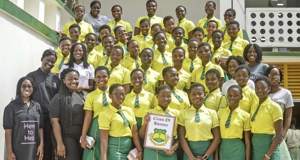 Best senior high schools in Ghana