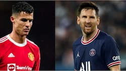 England legend explains why Lionel Messi Plays another sport to Cristiano Ronaldo