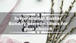 Inspirational Easter Sunday sermon ideas for your church