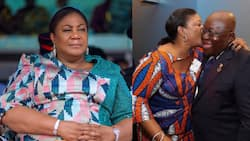 Vote my husband; he neither quavers in despair nor shirks responsibility - Rebecca Akufo-Addo