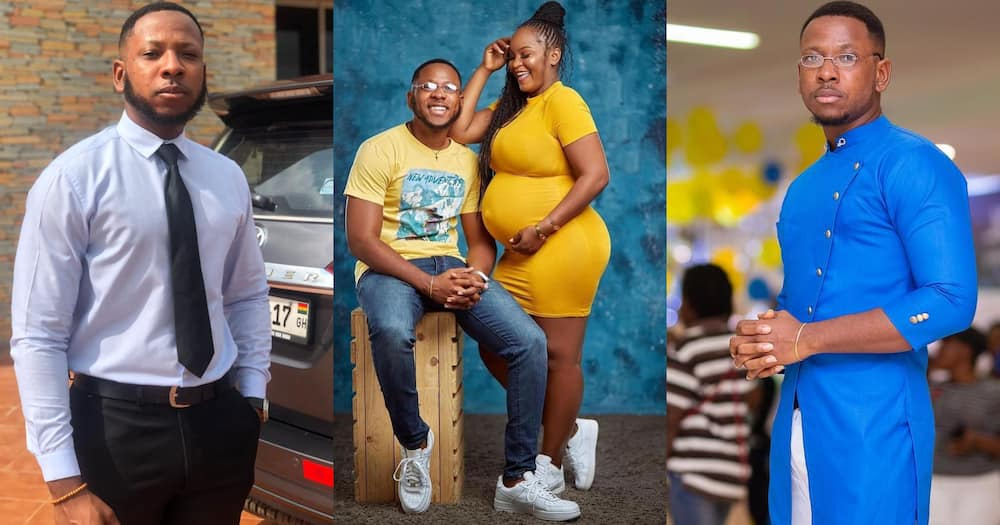 Aaron Adatsi: YOLO actor speaks on birth and naming of his son