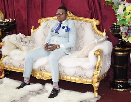 Wild photos of Obinim's GHC1.4m Rolls Royce he has released for 2019 drop