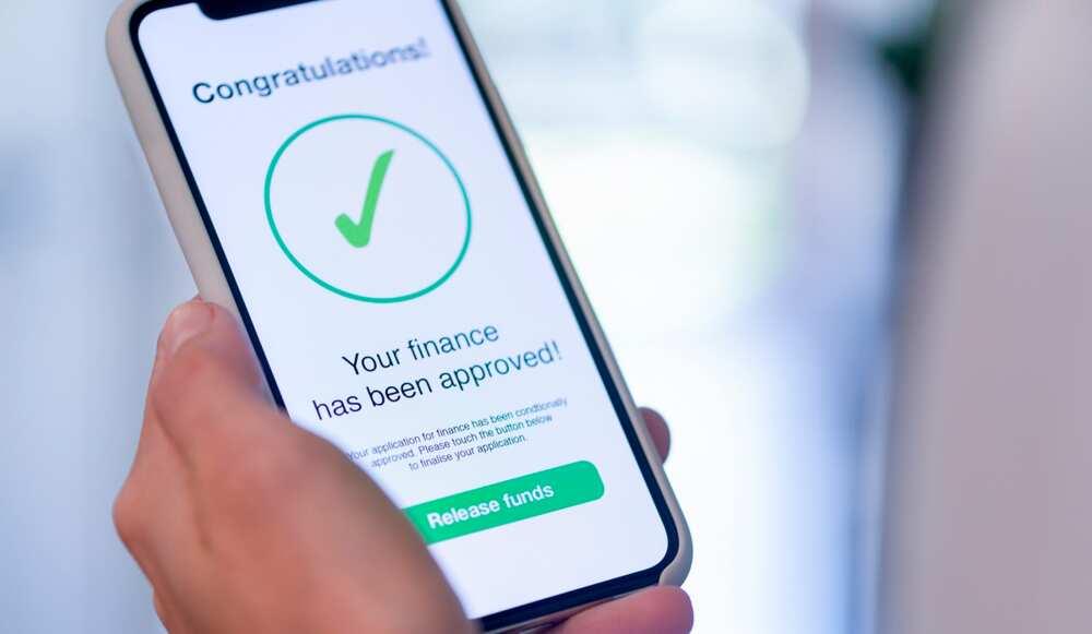 Mobile money loans in Ghana