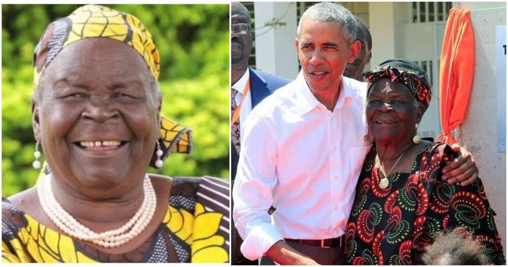 Barack Obama's Heroic Tribute to Fallen Grandmother Mama Sarah