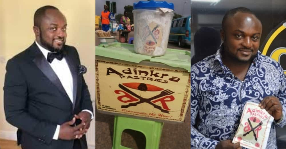 Meet CEO of Adinkra pie who started the business after quitting his banking job with MBA