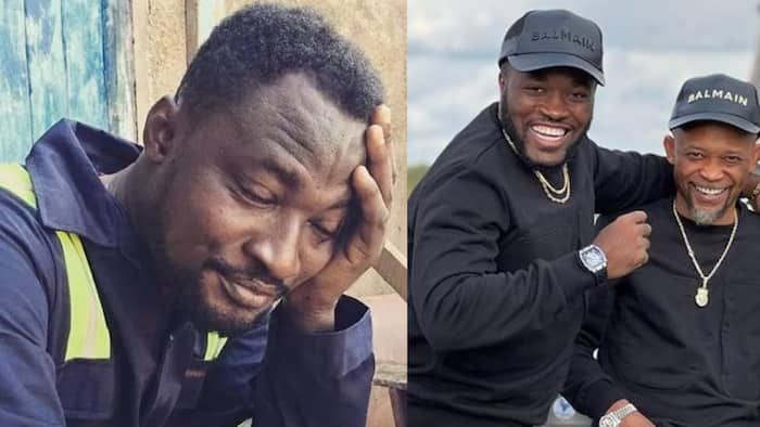 Kennedy Osei 'defends' Fadda Dickson after Funny Face insulted him; many support him