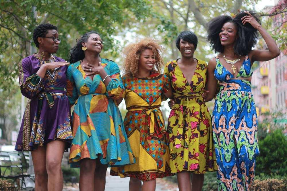Beautiful women of Ghana