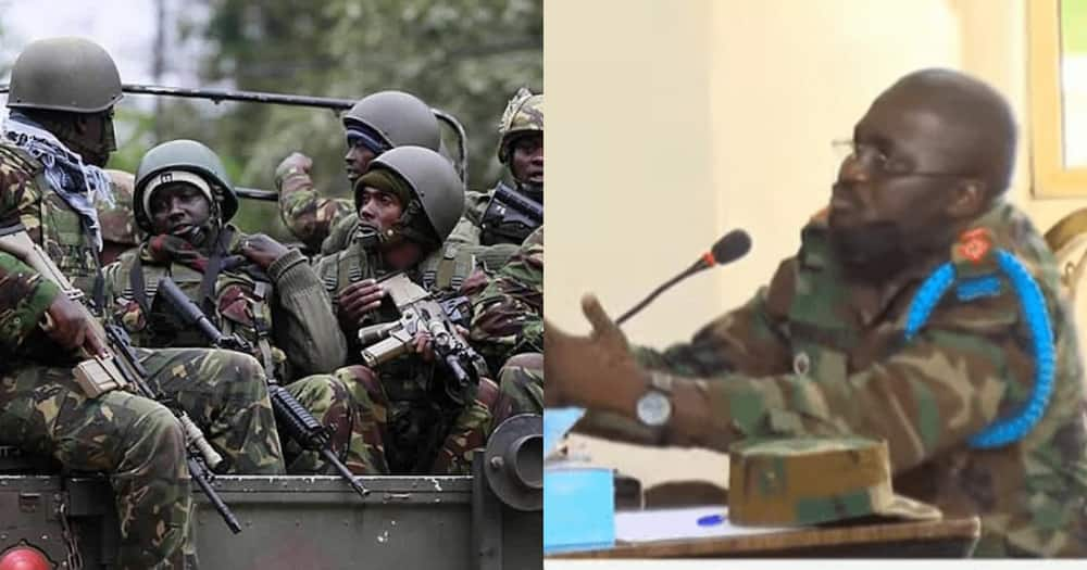 Ejura Killings: We can't pamper like the police - Military justifies the use of force